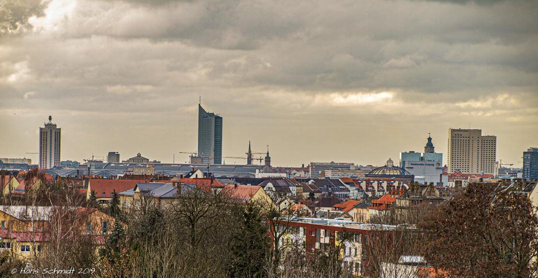 Leipzig Panorama