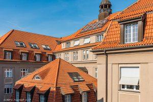 Gebäude am Pleißemühlgraben